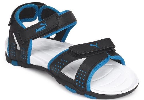 leather sandals for Men 8