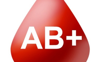 types of blood group 2