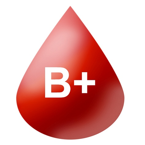 types of blood group 8