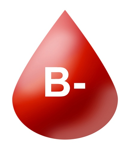 types of blood group 9