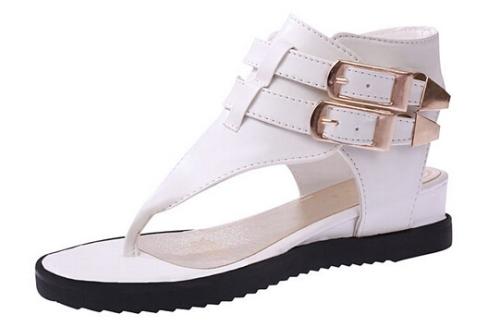 white Sandals 2