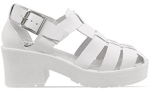 white Sandals 4