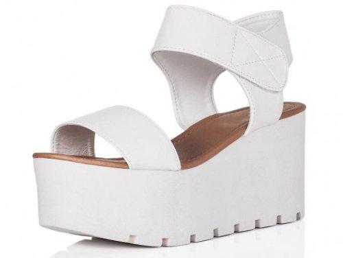 white Sandals 5