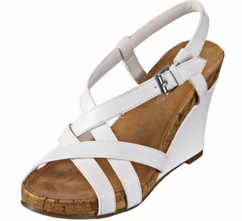 white Sandals 7
