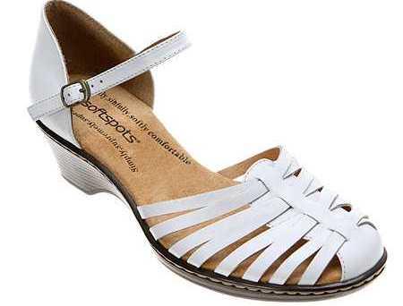white Sandals 9
