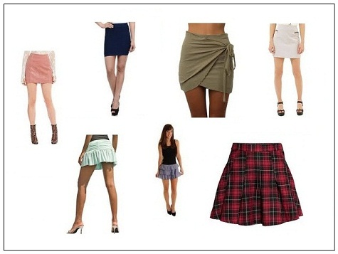 4ebd23f63 Short Skirts For Women - Try These Stylish Designs For Elegant Look