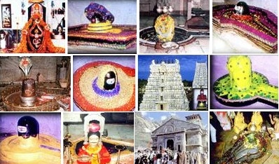 lord Shiva Temples In India