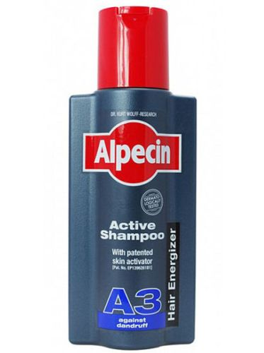 ALPECIN ACTIVE SHAMPOO AGAINST DANDRUFF A3