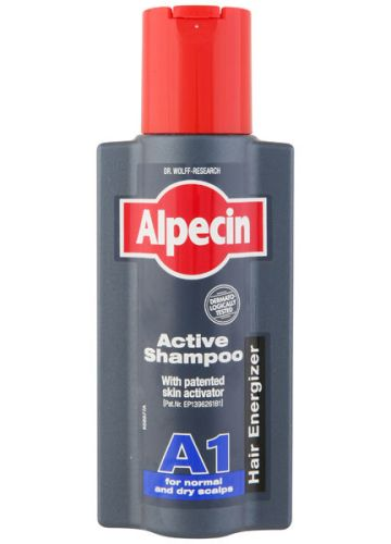 ALPECIN ACTIVE SHAMPOO FOR NORMAL & DRY SCALPS A1