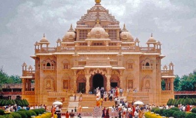 Temples in Ahmedabad