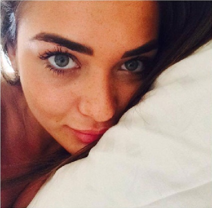 Amy Jackson without makeup pictures 2