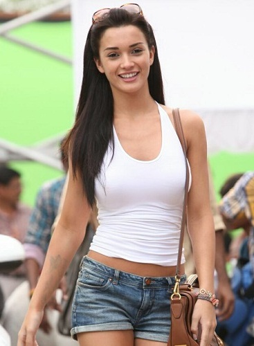 Amy Jackson without makeup pictures 3