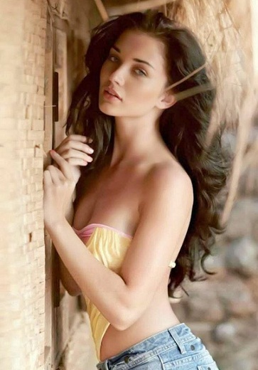 Amy Jackson without makeup pictures 6