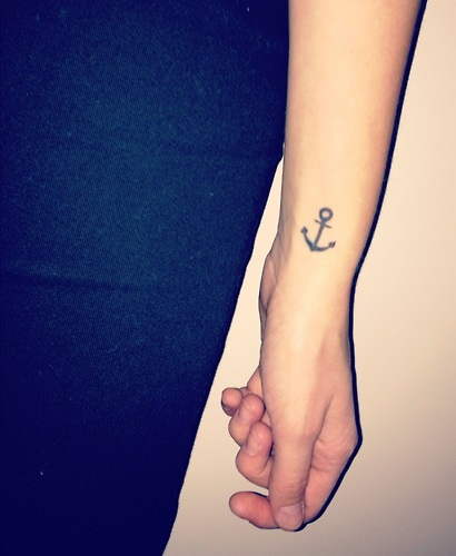 Anchor Tattoo 12