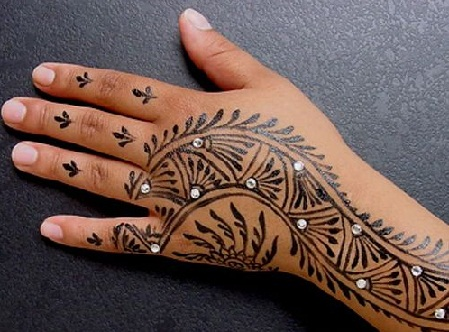 Mehndi Designs For New Learners : 90 simple and easy mehndi designs for beginners with images styles