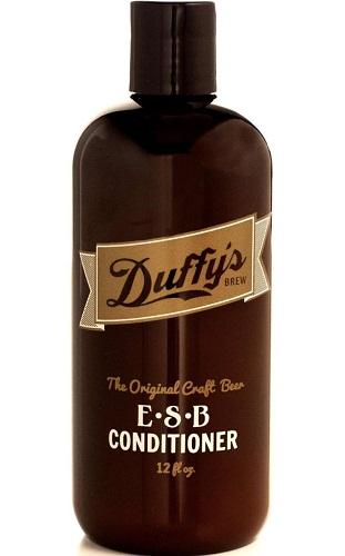 Duffy's Brew Premium Craft Beer Shampoo