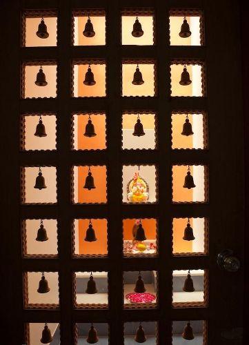Top 9 pooja room door designs styles at life for Pooja room entrance door designs