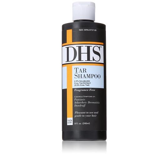 Coal Tar Shampoos  8