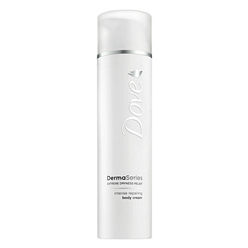 Dove intense repairing body lotion