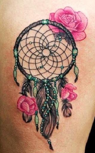 dreamcatcher-tattoo-designs-12