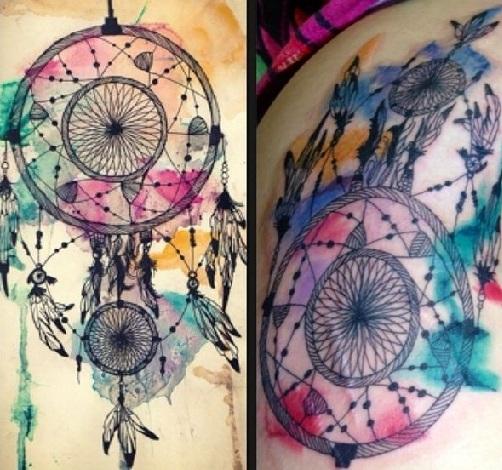 dreamcatcher-tattoo-designs-18