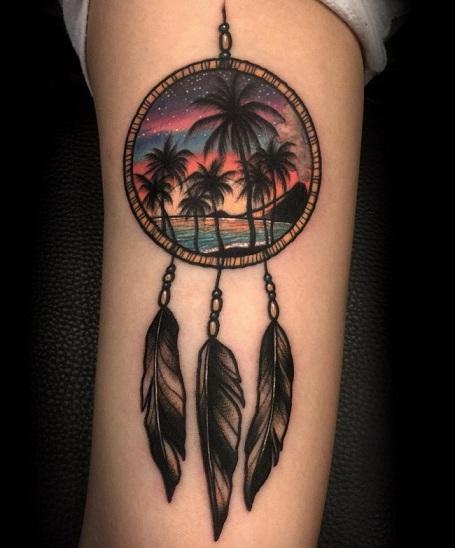 dreamcatcher-tattoo-designs-19