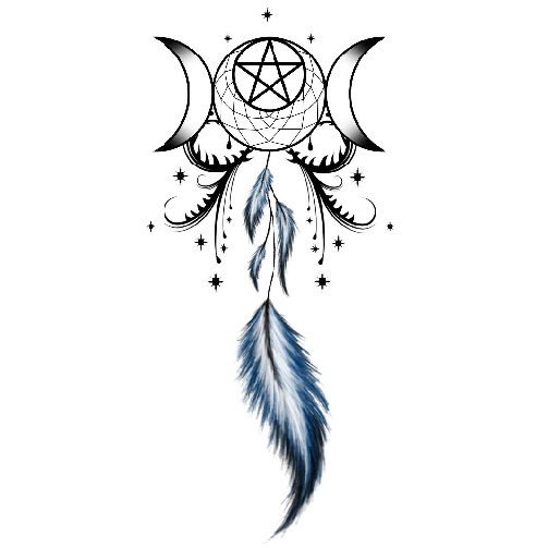 Top 30 Dreamcatcher Tattoo Designs And Meanings Styles At Life