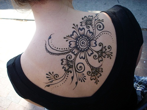 Mehndi Designs Simple : 90 simple and easy mehndi designs for beginners with images styles