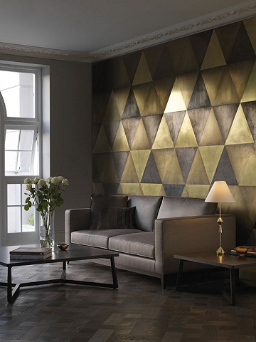 Geometric Tiles wall designs