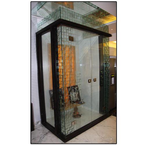 Glass door design