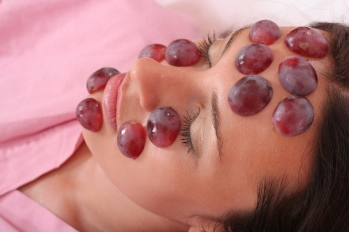 Grapes Face Packs,nari