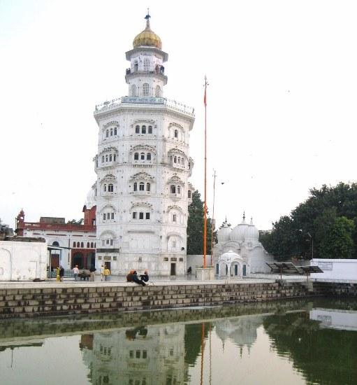 Gurudwara Baba Atal Sahib in Punjab