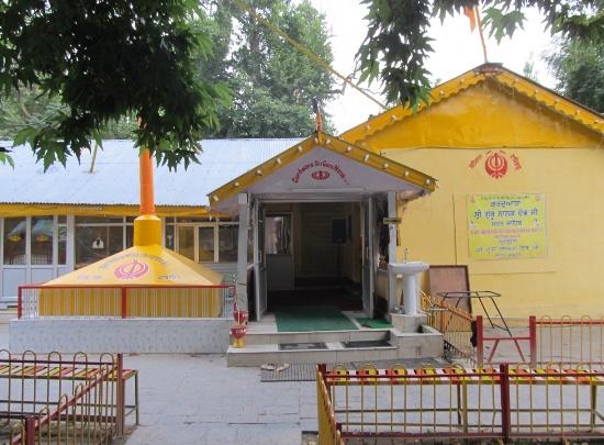 Gurudwara Mattan Sahib in Jammu and Kashmir