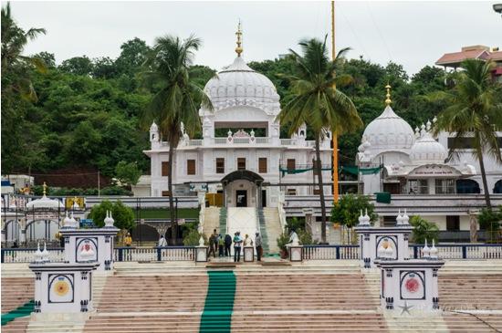 Gurudwara Nanak Jhira Sahib in Karnataka