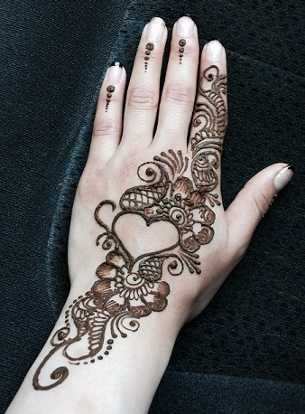 Simple Mehandi Designs For Back Hand | www.pixshark.com ...