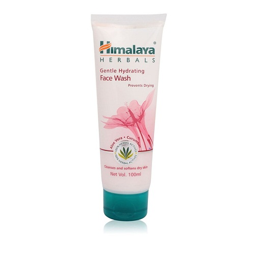 Himalaya Herbals Gentle Hydrating Face Wash