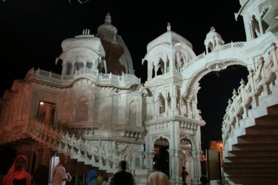 main temples in india