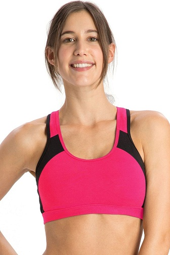 69b71a977e Jockey Power Back Padded Active Wirefree Sports Bra