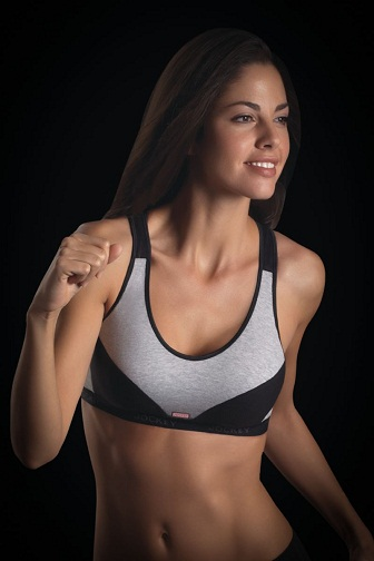 75cd6e7b44 Jockey Racerback Padded Sports Bra