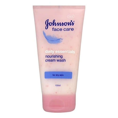 Johnson's Face Care Nourishing Cream Wash