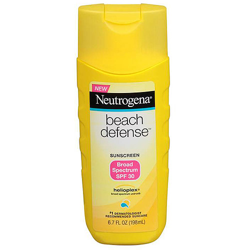 Neutrogena Beach Defense Sunscreen Lotion Broad Spectrum SPF 30