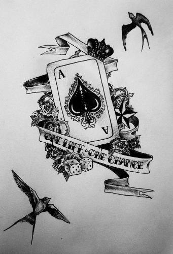 Old school tattoo 8