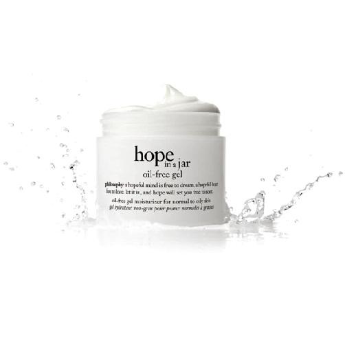Philosophy hope in a jar moisturizer