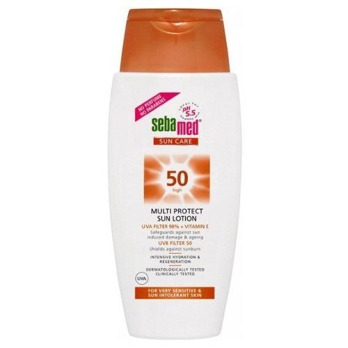 Sebamed Sun Care SPF 50+ Very High Multi Protect Sun Lotion