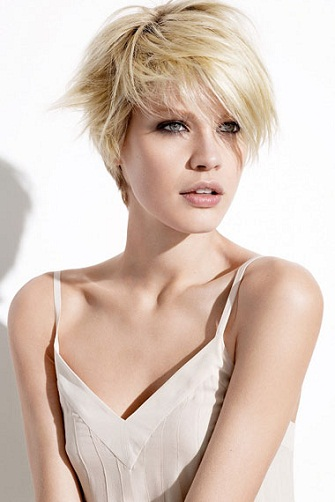 9 Latest Short Choppy Hairstyles For Fine And Thin Hair