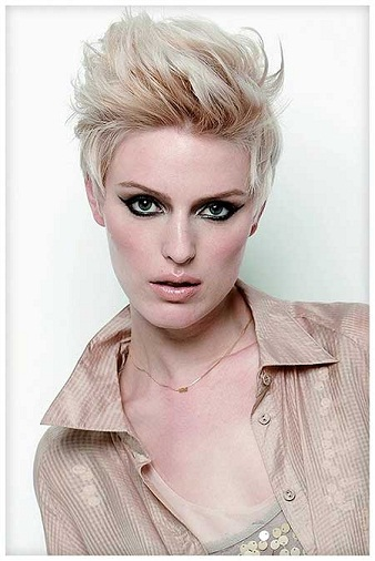 9 Latest Short Choppy Hairstyles for Fine and Thin hair | Styles At Life