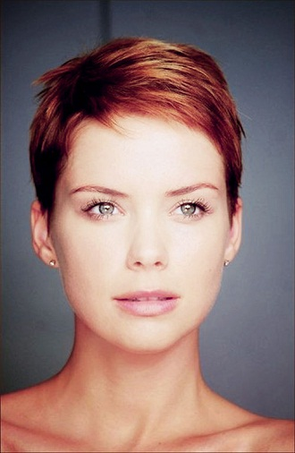 Short Pixie Hairstyles 1