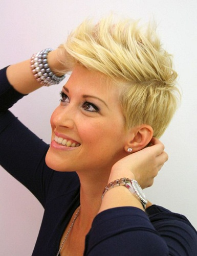 Short Pixie Hairstyles 2