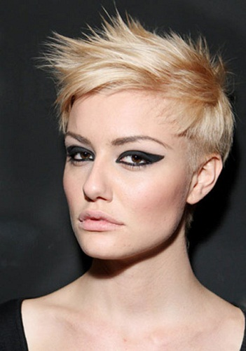 Short Pixie Hairstyles 7