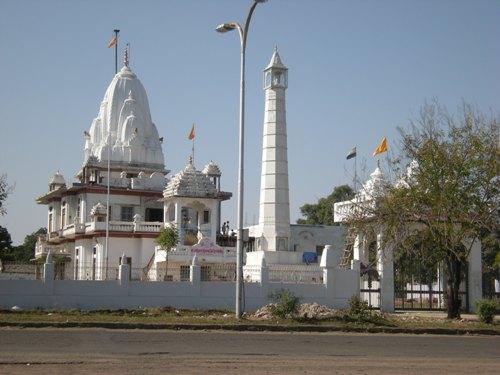 Shri Digambar Jain Temple